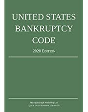 United States Bankruptcy Code; 2020 Edition