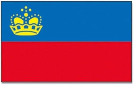 Drapeau du Liechtenstein