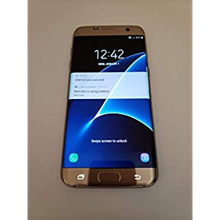 Samsung Galaxy S7 Edge G935A 32GB - Gold Platinum (AT&T)