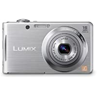 Panasonic Lumix DMC-FH5 16.1 MP Digital Camera with 4x Optical Image Stabilized Zoom with 2.7-Inch LCD (Silver) Noticeable Review Image