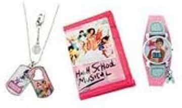 High School Musical Special Things Watch, Puse & Jewellery Gift Set ZR24436
