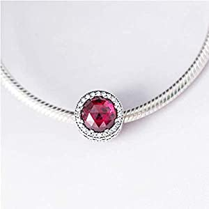 CKK 925 Sterling Silver Classic Crystal Charms…