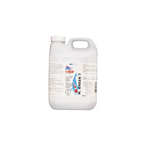 NT Labs Koi Care M Green 7 2.5ltr 2800g