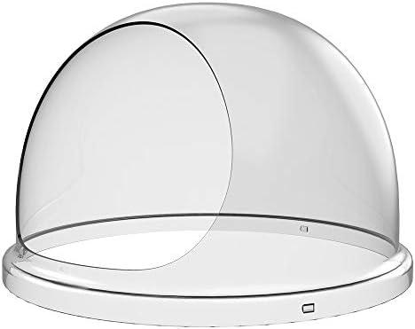 "Anbull Cotton Candy Machine Bubble Shield 20.5"" Acrylic Cover"