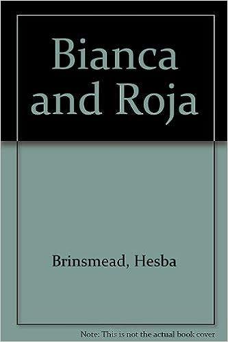 Bianca and Roja: Amazon.es: Brinsmead, Hesba, Brooks, Ron ...