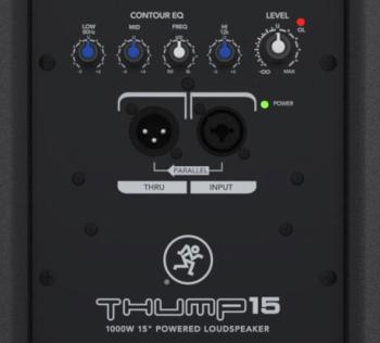 Thump15 1000W 15in Powered Loudspeaker