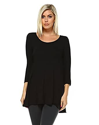 Casual Shirts & Tops Tunics Sweaters Sweatshirts Plus Size Tops Graphic Tees Sleeveless Tops Short Sleeve Tops Long Sleeve Tops Best Selling Tops Featured. or for a more comfortable look wear your tunic with leggings. Complete the look with an edgy cuff bracelet and a pair of braided sandals.