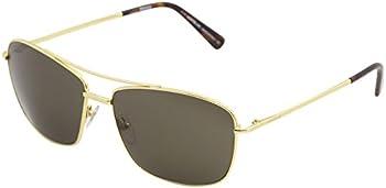 Montblanc MB548S Aviator Men's Sunglasses