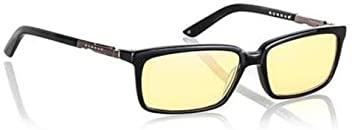 Haus Computer gaming glasses - block blue light, Anti-glare and minimize digital eye strain - Perform better, target objects on screen easier, prevent headaches, sleep better, reduce eye fatigue