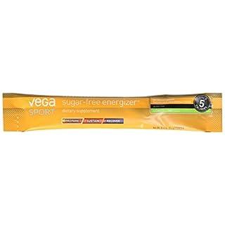 Vega Sport Pre-Workout Energizer - Vegan, Keto-Friendly, Gluten Free,  All Natural, Pre Workout Powder, Non GMO