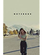 olivia rodrigo NOTEBOOK -JOURNAL -DIARY: PERFECT FOR GIFT 6X9 INCHES 110 PAGES