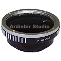 Ardinbir Pro Adapter Ring for Pentax 645 PT645 lens on CANON EOS Cameras: 400D 450D 350D 40D 5D 10D 1Ds etc