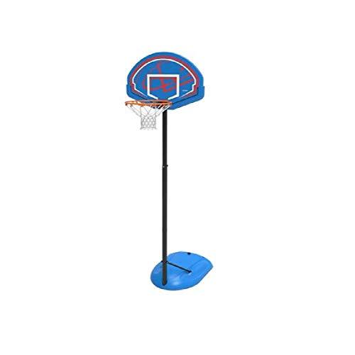 Lifetime - 90909 Adjustable Youth Portable Basketball Hoop, Blue (Best Price Basketball Hoops)