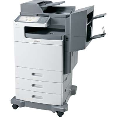 Lexmark 47B1122 X792DTSE Color Laser Multifunction Printer-C/P/F/S 50PPM 1200DPI