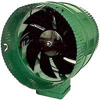 Hydrofarm ACFB10 Active Air in-Line Booster Fan, 10 in. in