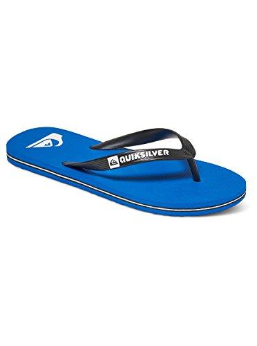 e Uomo da Blu Blue Scarpe Black Black Quiksilver Xkbk Piscina Molokai Spiaggia wcO6pSqI