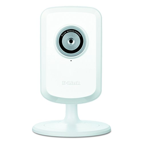 D-Link Wi-Fi Camera with Remote Viewing (DCS-930L) (My Sound Stopped Working On My Mac)