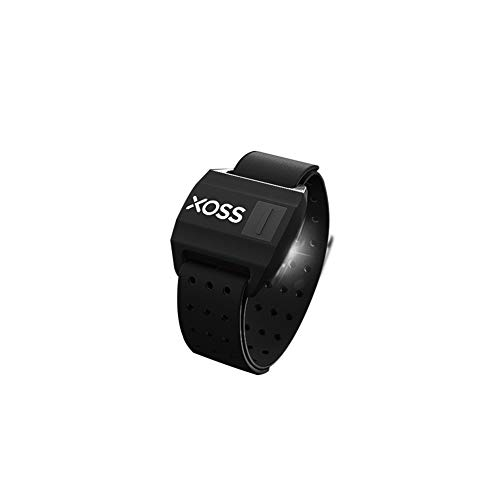 XOSS Optical Heart Rate Monitor Armband Bluetooth 4.0& ANT+ Wireless Heart Rate Health Accessories (Armband)