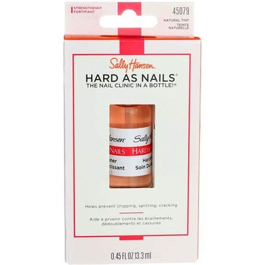 Sally Hansen Hard As Nails Natural Tint 0.45 Ounce (13.3ml)