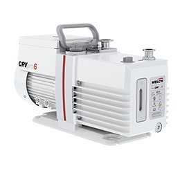 Gardner Denver Thomas 3061-01 Welch CRVpro Direct Drive Rotary Vane Vacuum Pump, US Plug, 6 m3/hours, 118 L/min, 115V, 60 Hz