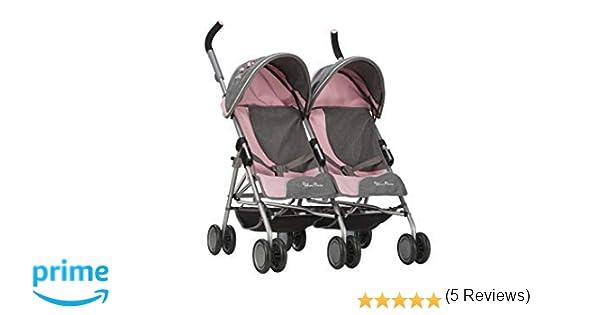 Amazon.es: Silver Cross Silla de Paseo gemelar para muñecos Pop MAX: Tejido Vintage Pink. Recomendado para niños de 4 a 9 años.: Juguetes y juegos