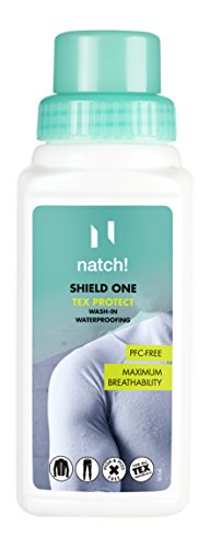 Natch Shield One Tex Protect/Wash-In Waterproofing/8.45 oz by Natch
