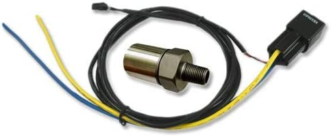 Innovate Motorsports 3893 PSN-1 PowerSafe Nitrous Bottle Pressure//Wideband Oxygen Gauge Kit