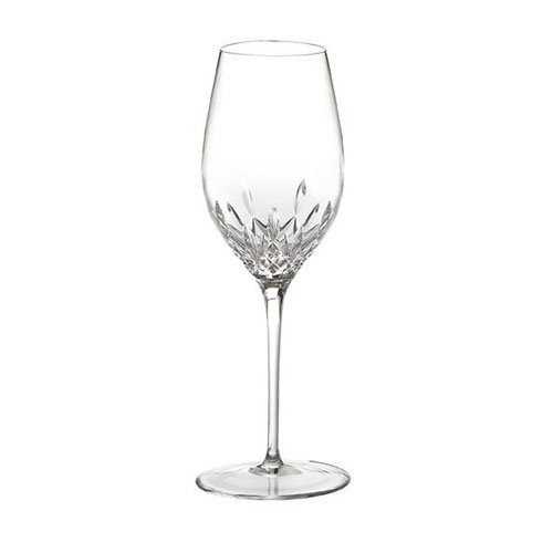 Lismore Essence Crystal (Waterford Crystal Lismore Essence White Wine Glass, Set of)