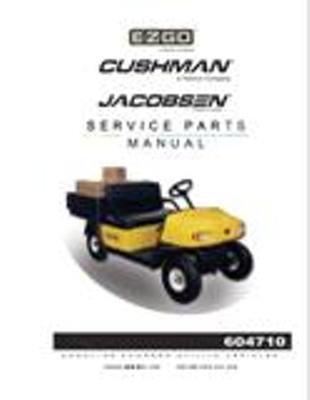 ezgo 604710 2006 2007 service parts manual for gas ezgo st sport ii and cushm ebay 1999 EZ Go Manual Golf Carts EZ Go Shuttle