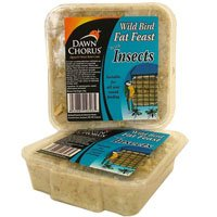 24 Dawn Chorus Insect Fat Feast For Wild Birds (12 pack x 2) Twootz
