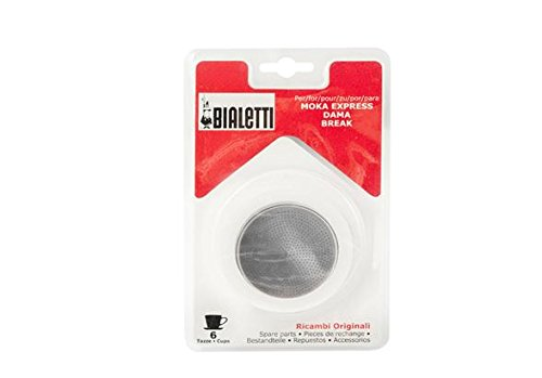 Bialetti Replacement Gaskets Filter Express product image