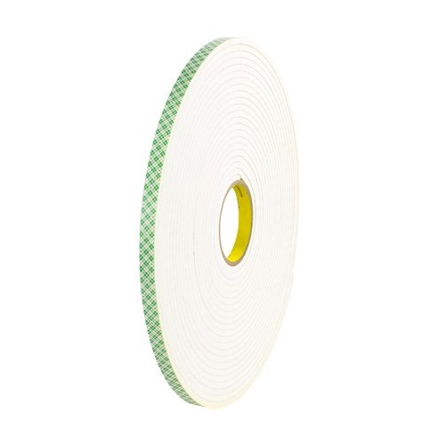3M Double Sided Foam Tape, 3/4