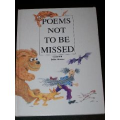 Poems Not to Be Missed (MAGIC BEAN) by Era Pubns