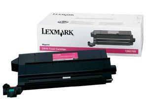 C912 Magenta Toner - LEX12N0769 - Lexmark 12N0769 Toner