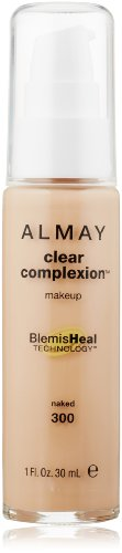 Almay Clear Complexion Liquid Makeup product image
