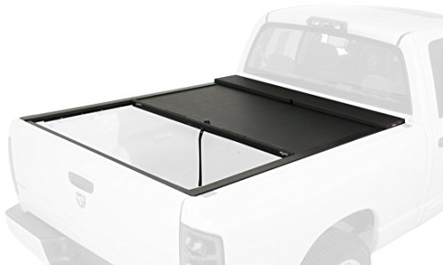 Roll-N-Lock LG455M M-Series Manual Retractable Truck Bed Cover for RAM 1500-3500 LB 03-08 (Manual N-lock Roll)