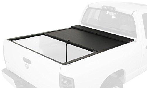 Roll-N-Lock LG455M M-Series Manual Retractable Truck Bed Cover for RAM 1500-3500 LB 03-08 (N-lock Roll Manual)