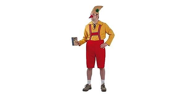 DISBACANAL Disfraz Pinocho - -, XL: Amazon.es: Juguetes y juegos