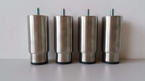 Edelstahl Sp/ülmaschinen Sp/ültisch 1,2 m 600 mm Bautiefe 1 Becken links L 40 x B 40 x T 25 cm