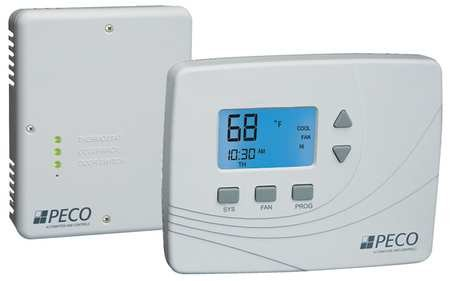 Kit, 7 Day Programmable, Stages Up to 3 Heat Pump or 2 Conv. Heat/2 Cool ()