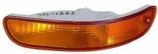 Left Passenger Side Front Indicator Lamp Indicator Light (Hatchback 310mm Long):