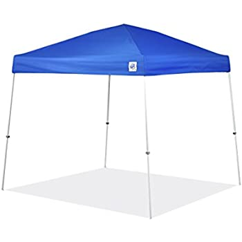 E-Z UP SR9104BL Sierra II 10 by 10-Feet Canopy Blue  sc 1 st  Amazon.com : ez tent canopy - memphite.com