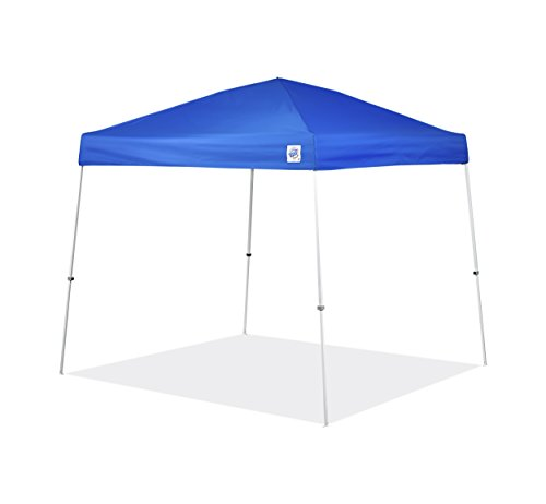 E-Z UP SR9104BL Sierra II 10 by 10-Feet Canopy, Blue For Sale