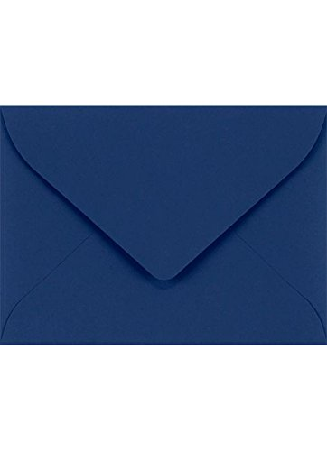 #17 Mini Gift Card Envelopes (2 11/16 x 3 11/16) - Navy (250 Qty.) | Perfect for The Holidays, Holding Place Cards, Gift Cards, Notes, and Flower Arrangement Cards |LUXLEVC-103-250 (Best Gifts For 250)