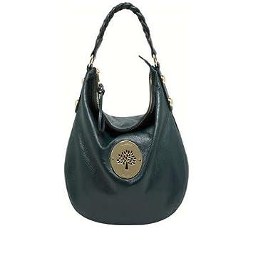 4321965bb2 Amazon.com : Mulberry Bag Daria Medium Hobo Handbag Pheasant Green :  Cosmetic Tote Bags : Beauty
