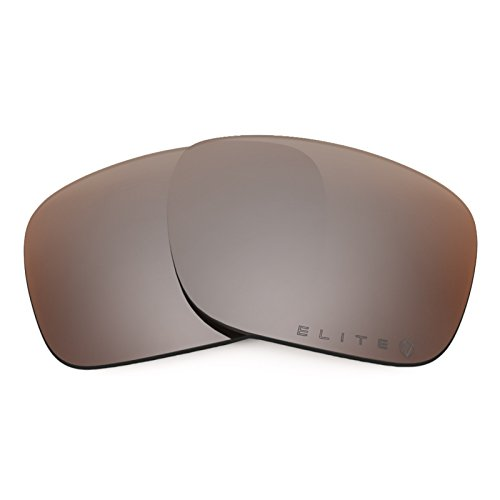 Revant Polarized Replacement Lenses for Oakley Holbrook Elite Flash Bronze - Bronze Polarized Holbrook