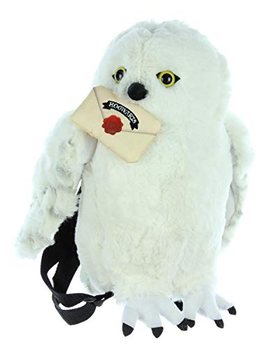 Harry Potter Hedwig Owl Plush Backpack Stuffed -
