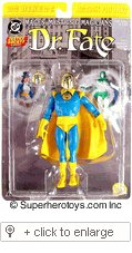 (Dc Direct Dr. Fate Action Figure)