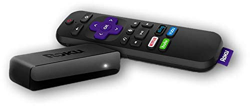 Roku Express+ | 5X More Powerful HD Streaming, Includes HDMI and Composite Cable (2017) (Renewed) by Roku