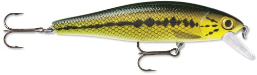 Storm Twitch Stick 10 Fishing Lure, Baby Bass, 4-Inch